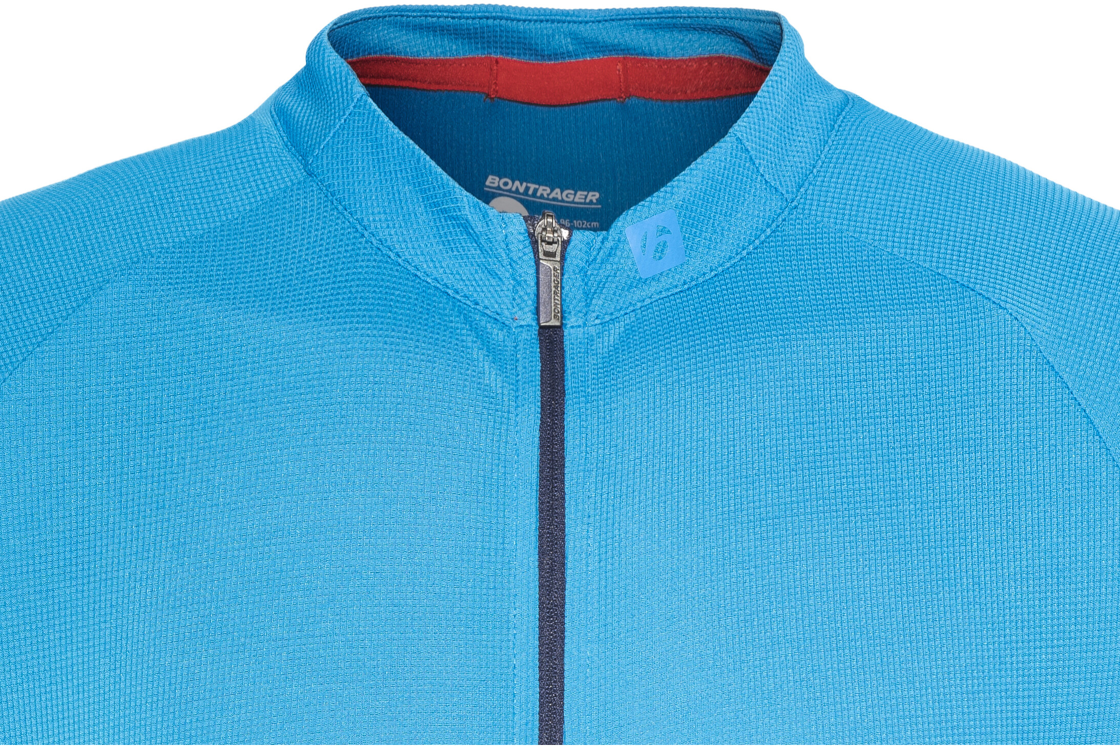 Bontrager Solstice Bike Jersey Shortsleeve Men blue at Bikester.co.uk 9ef3c6a64